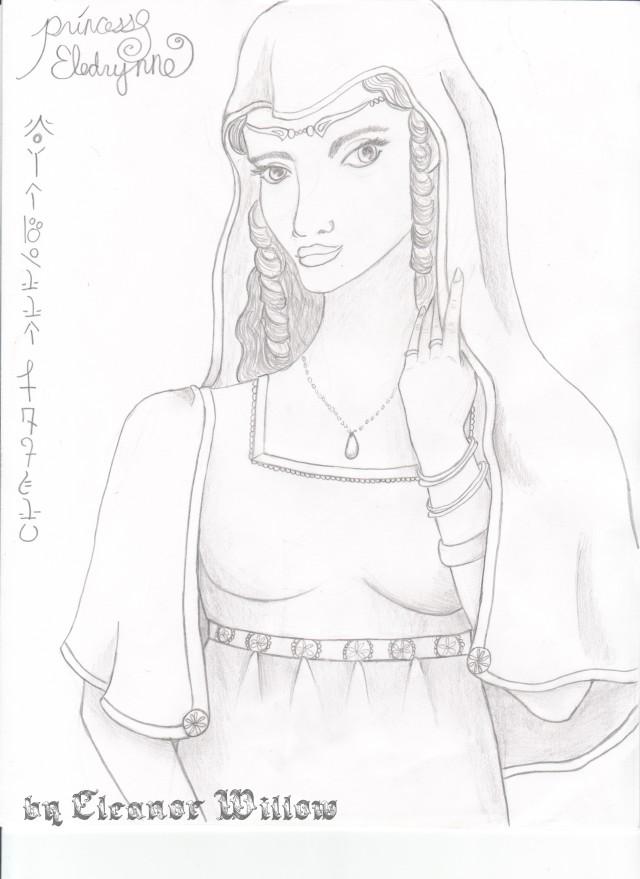Princess Eledrynne of Leamar